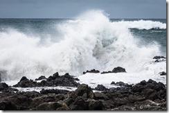 Cape Perpetua, Crashing Waves